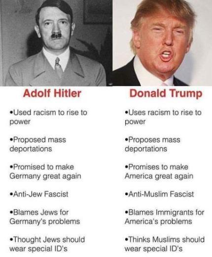 Des similitudes inquiétantes entre les deux hommes. (Crédit photo : Tumblr)