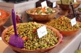 Tapenades et olives font leur première au Salon Gastronoma ( Crédit photo : Djenaba Diame )