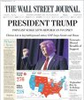 Le Wall Street Journal titrait mercredi « President Trump ». Un titre simple et efficace.