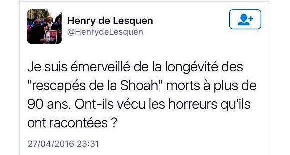 tweet-shoah