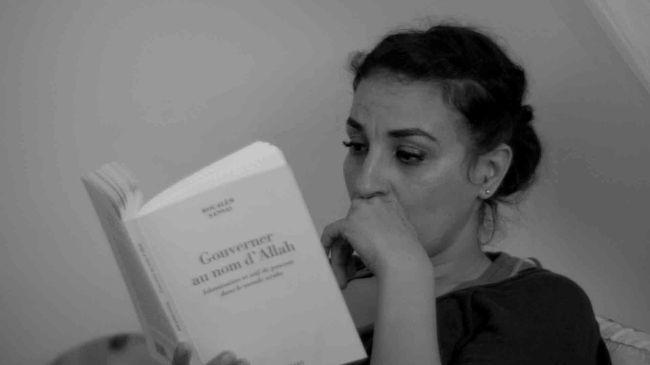 L'héroïne du film Nedjma jouée par Salima Abada (Crédit : Baya Films0)