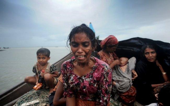 rohingya-famille