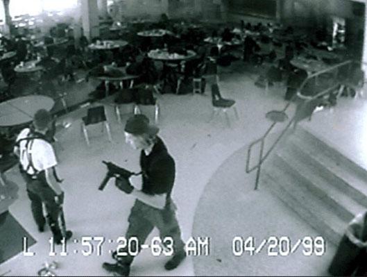 Caméra surveillance Columbine