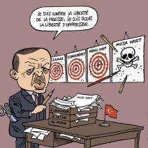 KICHKA ©Cartooning for peace