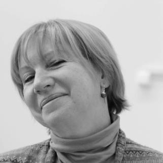 Maria Lukina, enseignante dans le département de journalisme à l'Université d'état de Moscou. (Crédit : Facebook Maria Lukina)