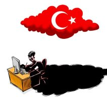 OSAMA HAJJAJ (Jordanie) ©Cartooning for peace