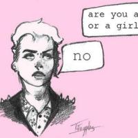 Ni homme ni femme, mais non-binaire