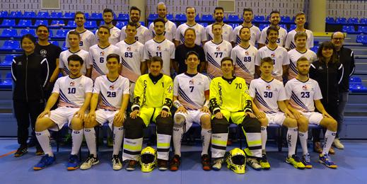 floorball 1 equipe