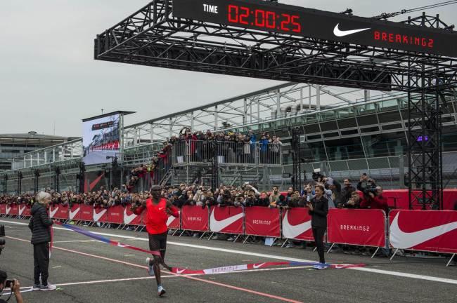 Kipchoge Nike