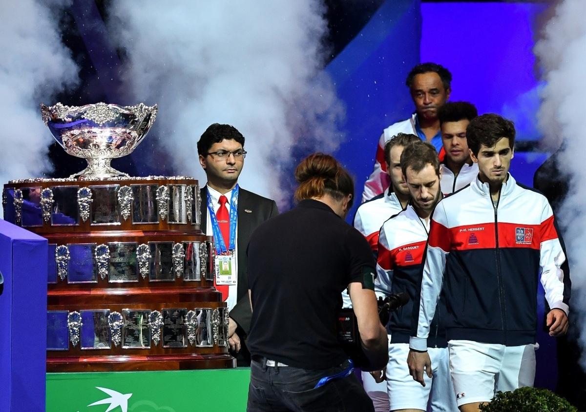 Coupe Davis : dommage, c'était bien…