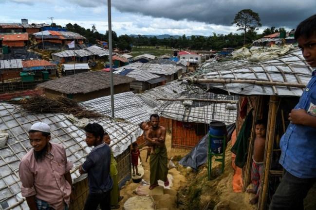 BANGLADESH-MYANMAR-ROHINGYA-REFUGEE