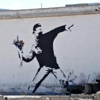 [Le Phoenix] Banksy et la Palestine