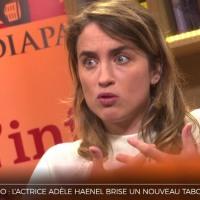 Adèle Haenel, symbole des violences faites aux femmes dans le 7ème art