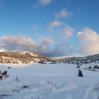 Gréolières-les-Neiges, la Belle au bois dormant