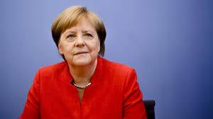 Angela Merkel, première dirigeante politique à être honorée par l ...