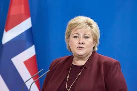 Erna Solberg: « En Europe, les politiciens ont l'impression de ...