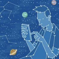 Face à un avenir incertain, les jeunes se tournent vers les étoiles